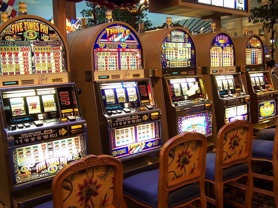 Want to play slot activity on a dependable gambling establishment website?
